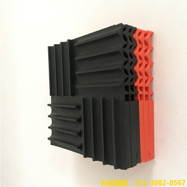 SD型橡胶减震垫 橡胶隔震板 科运机器设备减震垫板15