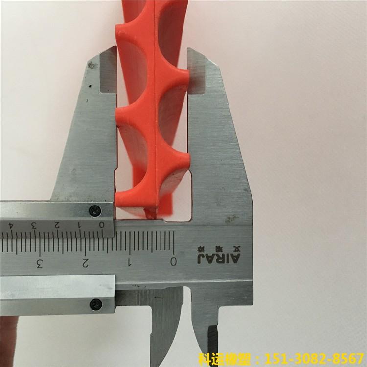 SD型橡胶减震垫 橡胶隔震板 科运机器设备减震垫板16