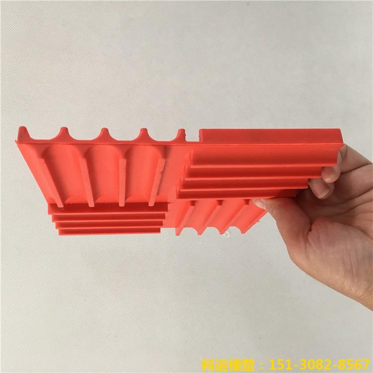 SD型橡胶减震垫 橡胶隔震板 科运机器设备减震垫板19