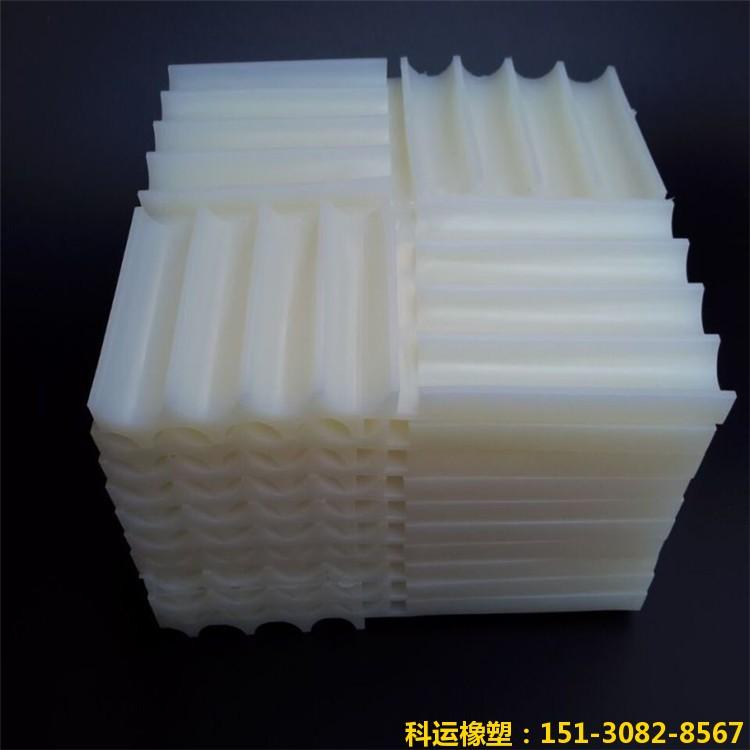 SD型橡胶减震垫 橡胶隔震板 科运机器设备减震垫板4