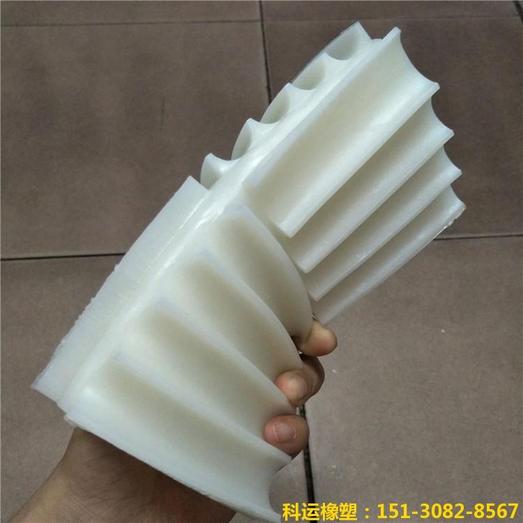 SD型橡胶减震垫 橡胶隔震板 科运机器设备减震垫板11
