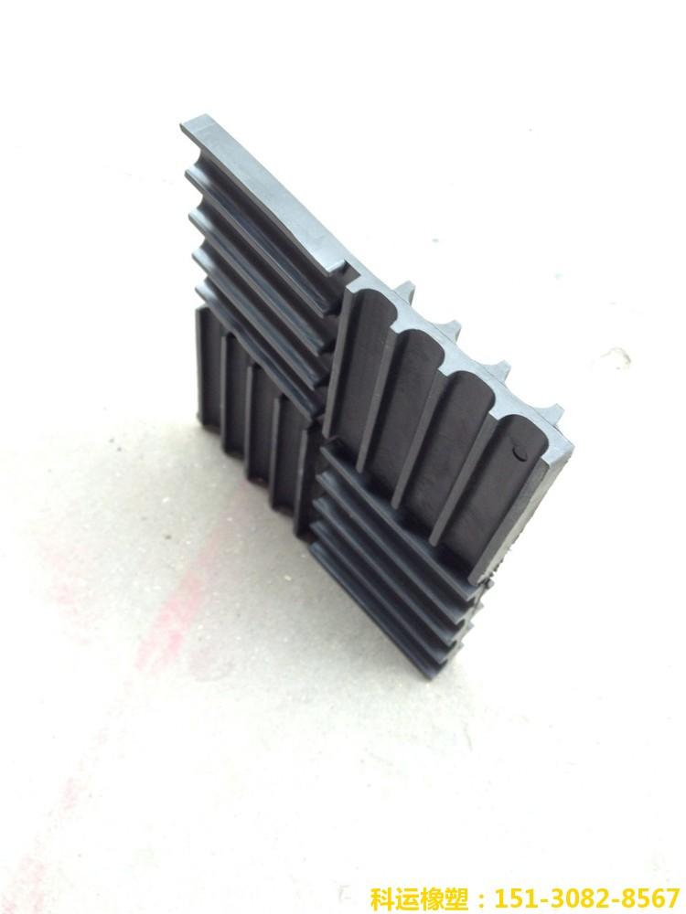 橡胶减震垫-SD型KY型国标加厚型机器设备减隔震垫块3