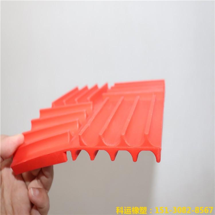 SD型橡胶减震垫 橡胶隔震板 科运机器设备减震垫板1