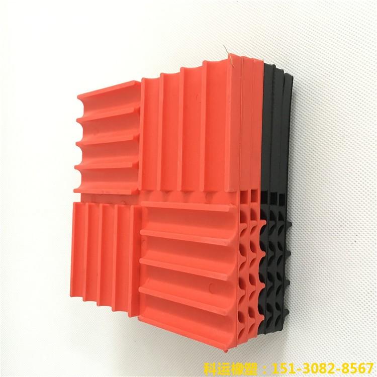 SD型橡胶减震垫 橡胶隔震板 科运机器设备减震垫板5