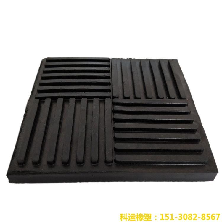 SD型橡胶剪切隔振垫-科运良品国标减隔震橡胶垫批发1