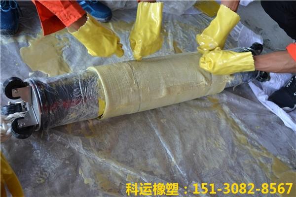 管道局部树脂固化内衬修复气囊及管道cipp修复树脂7